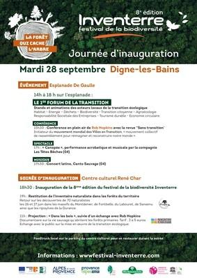 Les Répar'acteurs présents sur le 1er Forum de la Transition écologique de Digne-les-Bains - 28/09/2021