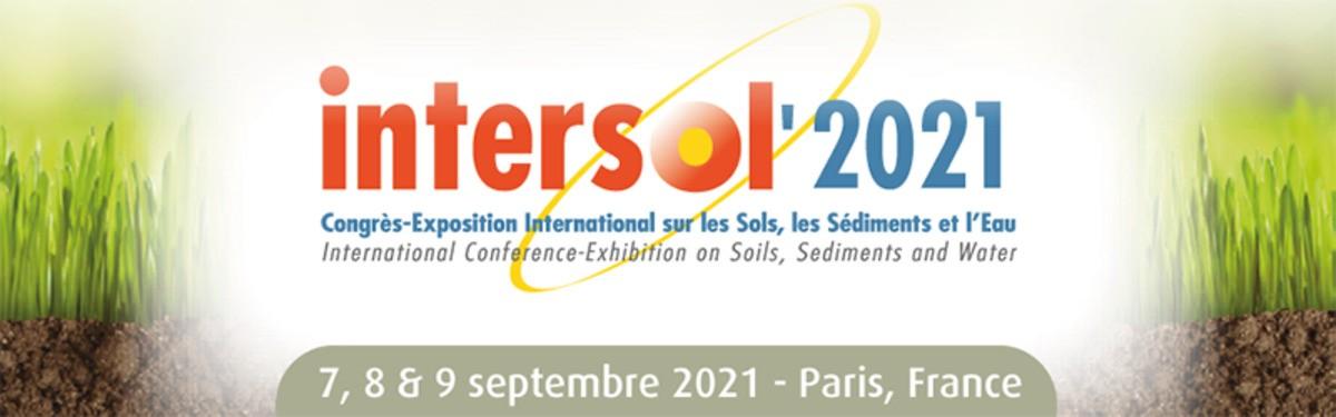 Conférence Intersol 2021 : les Sols, des Opportunités pour la Transition des Territoires.