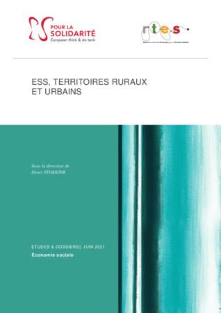ESS, territoires ruraux  et urbains.