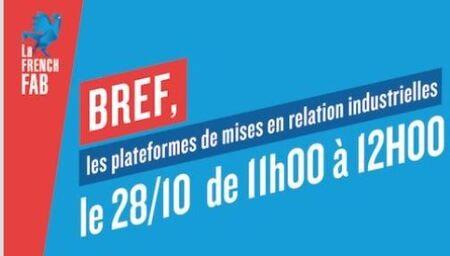 Les plateformes de mises en relation industrielles - French FAB