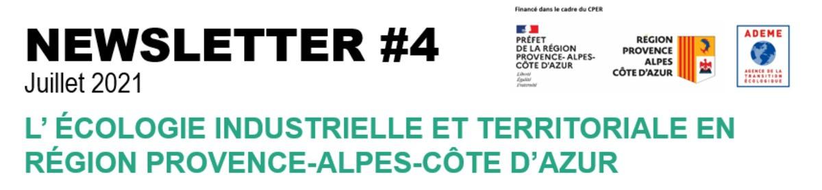 Réseau EIT Provence-Alpes-Côte d'Azur - Newsletter #4 - Juillet 2021