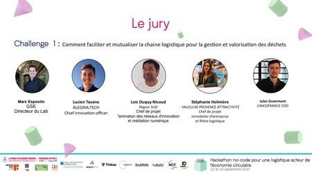 Découvrez les projets d'applications en faveur de l'économie circulaire - Hackaton no code -French Tech Grande Provence