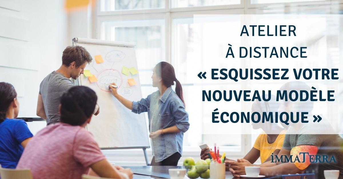 Atelier digital Economie de la fonctionnalité et stratégie d'entreprise - 13 mai
