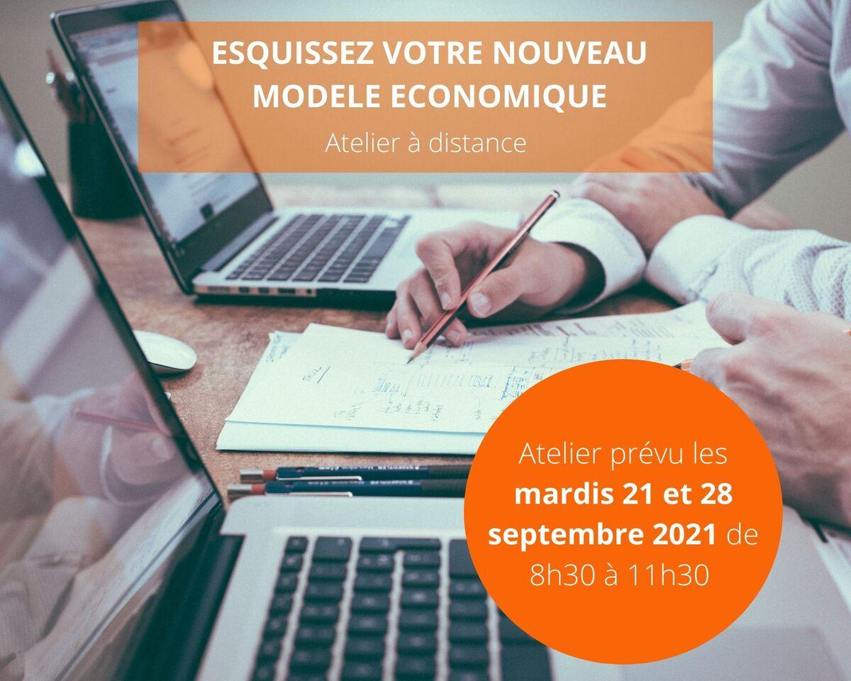 Atelier digital : Economie de la fonctionnalité et stratégie d'entreprise - 21 et 28 septembre.