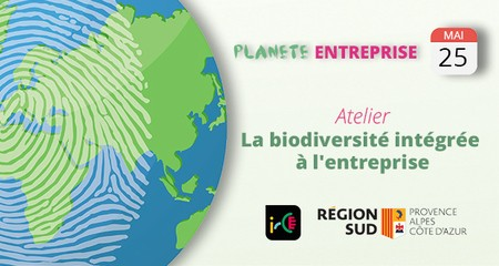[Atelier] La biodiversité intégrée à l'entreprise