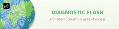 Diagnostic en ligne - Transition écologique de votre entreprise.