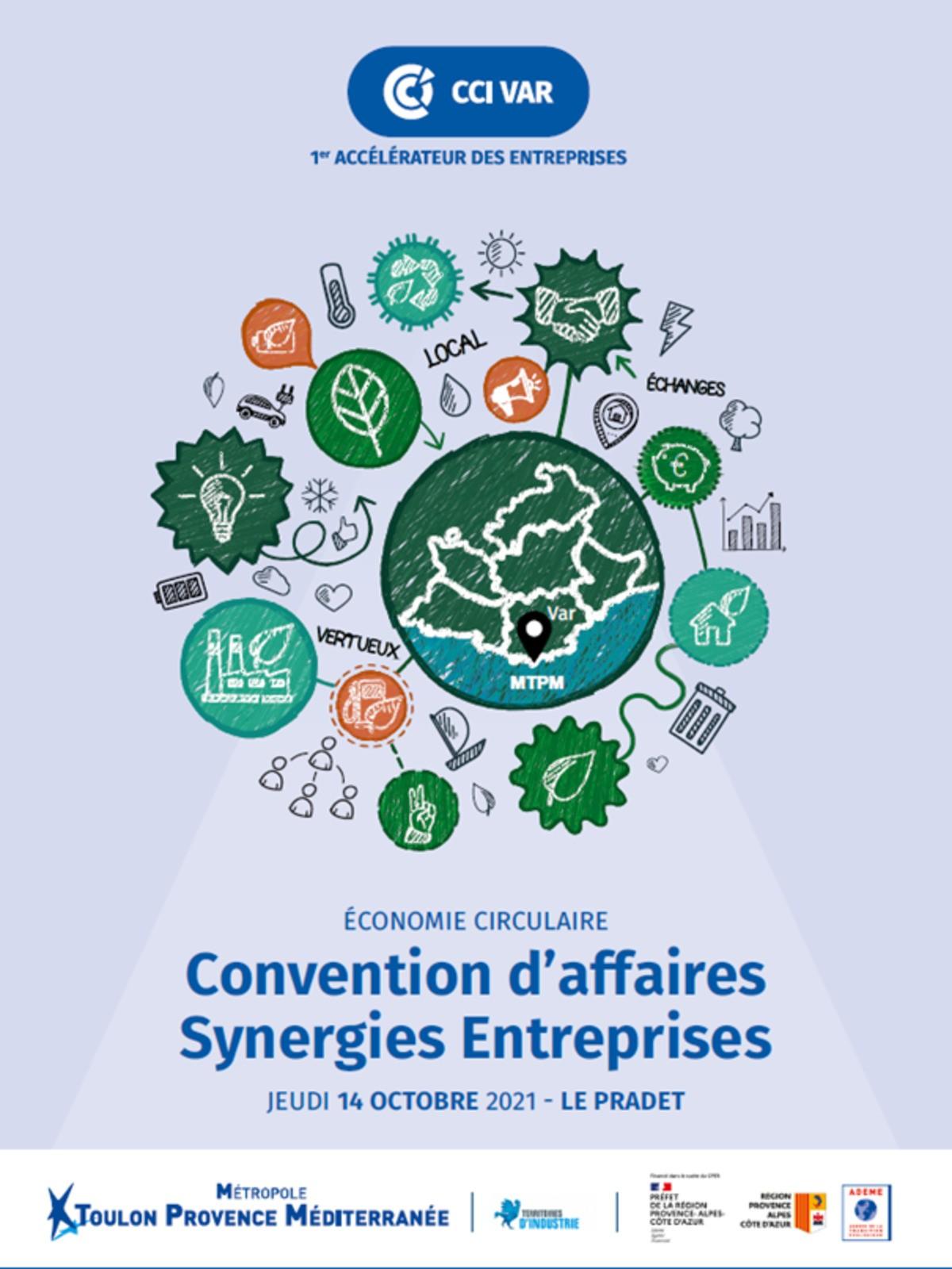Convention d'affaires Synergies Entreprises