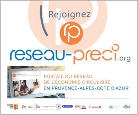Bienvenue sur Reseau-preci.org !