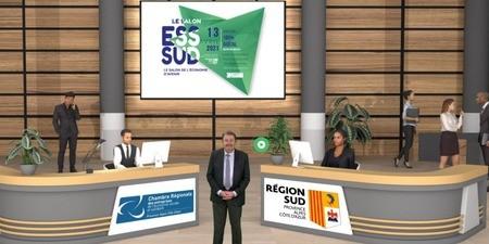 [Vidéo] Revivez le Salon ESS Sud grâce au replay