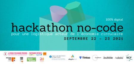 Hackathon No-code: pour une logistique acteur de l'économie circulaire