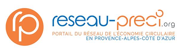 Reseau-preci.org, le portail de l'économie circulaire en région Provence-Alpes-Côte d'Azur